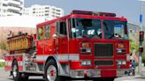 Apartment building explosion, partial collapse results in minor injures