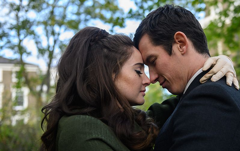 A New Movie Based on Jojo Moyes's 'Last Letter From Your Lover' Is Premiering on Netflix