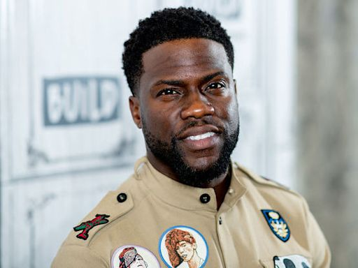 Kevin Hart Turned Down The Offer Of A Lifetime To Fly To Space For A Very Important Reason