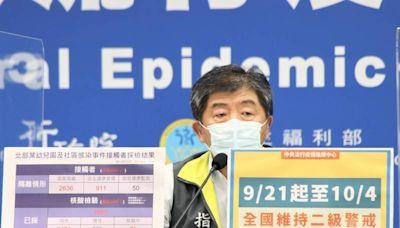 民眾出遊沒戴好口罩 陳時中:連假愉快但防疫也要做好