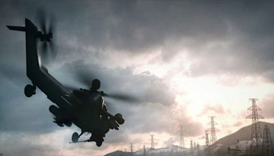 Battlefield 2042: Official reveal trailer by EA and DICE premieres on YouTube live stream