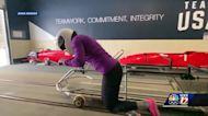 Former High Point University Athlete pursuing Olympic Bobsledding