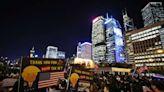 力挺香港反送中,卻揚言鎮壓自家示威 《衛報》:香港抗爭者對「頭號支持者」川普愛恨交織