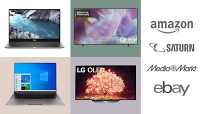 Amazon, Ebay, Media Markt, Saturn: Das sind die heutigen Top-Deals