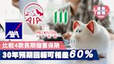 【儲蓄保險】比較友邦安盛宏利保誠長期儲蓄保 30年預期回報可相差60% - 香港經濟日報 - 理財 - 博客