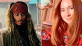 Rumor: Disney haría un reboot de 'Piratas del Caribe' sin Jack Sparrow, con Karen Gillian en su lugar