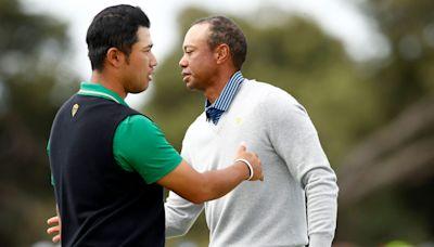 Tiger Woods congratulates Hideki Matsuyama on Masters win, says it 'will impact the entire golf world'