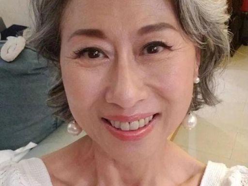 葉蒨文不染白髮與林子祥作伴 結婚多年不生育仍恩愛:不能失去他