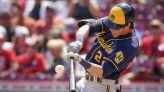 Brewers' Yelich on COVID list after positive test - The Boston Globe