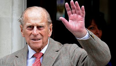 Prince Philip's funeral music includes two pieces written at his request