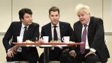 SNL: Jimmy Fallon, Paul Rudd and James Corden Are the Trump-Teasing 'Cool Kids' of NATO — Watch Video