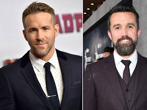 Ryan Reynolds and Rob McElhenney's Welsh Soccer Team to Make U.S. Debut in July Warmup Match