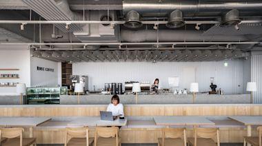 日本福岡冠軍咖啡 REC COFFEE 插旗台中 絕美 26 樓露天座位打卡新景點