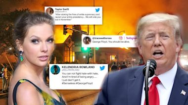 Taylor Swift Slams President Donald Trump for 'Threatening Violence' Amid George Floyd Protests