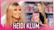 Heidi Klum's Daughter Recreated Her First Magazine Cover 20 Years Later