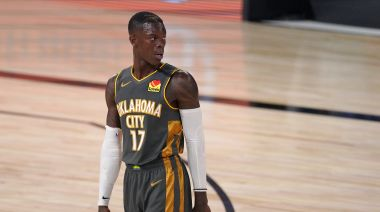 Dennis Schroder doesn't want to come off the bench anymore with the Lakers