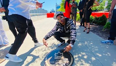 Black Music and Entertainment Walk of Fame comes to life in Atlanta
