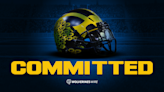 Michigan gets commitment from 2022 three-star safety