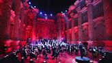Lebanon holds Baalbek concert despite virus, economic crisis