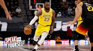 Ric Bucher: LeBron's Lakers have proven they're capable of bouncing back after tough loss to Jazz | SPEAK FOR YOURSELF
