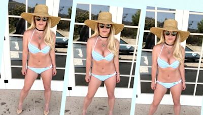 Britney Spears Just Name-Dropped Where She Bought Her Favorite Bikini
