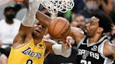 Anthony Davis and Russell Westbrook combine for 68 in Los Angeles Lakers win