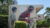 世界級的法國塗鴉藝術家 在台灣也有驚豔作品!