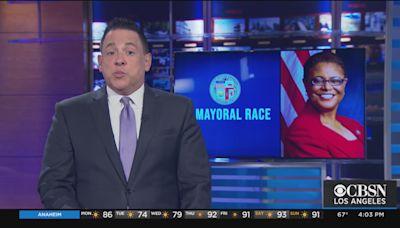 'I'm Ready': Rep. Karen Bass Running For LA Mayor