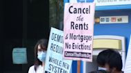 Protesters call on leaders to stop evictions in the Valley