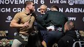 "Canelo Alvarez On Caleb Plant skirmish: ""He's Gonna Pay November 6th, I Have Something Special For Him"" | BoxingInsider.com"