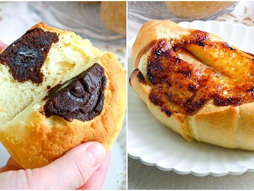 網評4.9星!新竹人氣烘焙坊新品先嘗「布朗尼菠蘿」,週六必搶限定德腸麵包