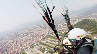 南投一日遊|享受峇里島式度假感!玩刺激飛行傘大啖在地美食
