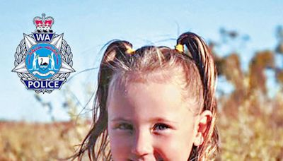 澳四歲女失蹤 警懸紅583萬尋知情者