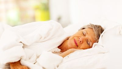 研究:老年人睡眠時長會影響大腦認知