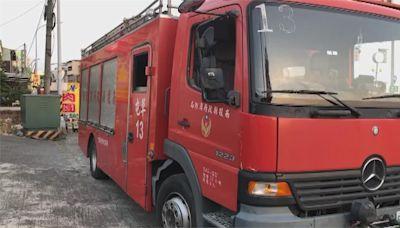 行人閃違停遭消防車撞死 消防員被判刑6個月