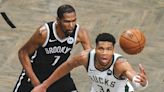 Milwaukee Bucks reach halfway point of NBA playoffs with hard-fought 7-game victory over Brooklyn Nets