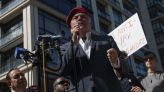 Sliwa claims de Blasio or the Gambinos made the call to ban him from meatball contest