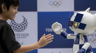 Tokyo 2020: Robots will do everything short of competing for medals