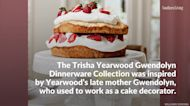 Trisha Yearwood Debuts Gwendolyn Dinnerware Collection at Williams Sonoma, Inspired By Her