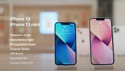 還沒選好買哪款?蘋果官方影片教你怎麼挑選iPhone 13