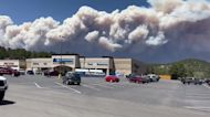 Lincoln County Residents Evacuate as Three Rivers Fire Rages in New Mexico