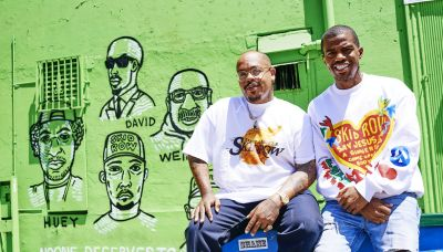 SkidRow Fashion Week Brand Aims to Tackle Homelessness in L.A. One Shirt at a Time