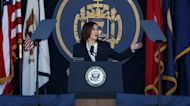 Vice President Harris delivers U.S. Naval Academy commencement address