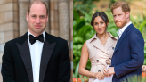 Harry & Meghan Just Responded to Rumors William Isn't Letting Them Have Lili's Christening at Windsor