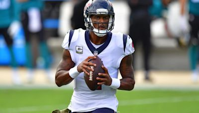 Texans Reportedly Declined Huge Offer For Deshaun Watson