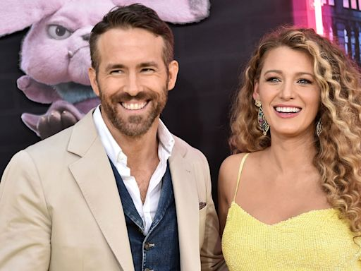 Ryan Reynolds and Blake Lively Donate $500,000 to Charity Supporting Homeless Youth in Canada