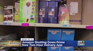 Amazon Removing 2 Hour Grocery Delivery App