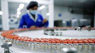Chinese vaccines sweep much of the world, despite concerns