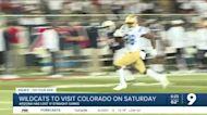 Wildcats to visit Colorado on Saturday