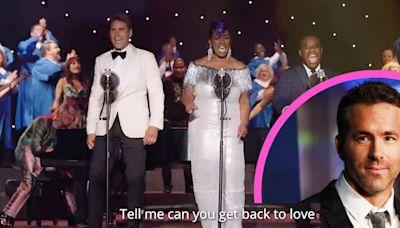 Ryan Reynolds' 'Match' Ad Has Wedding Singers Begging People To Date Again